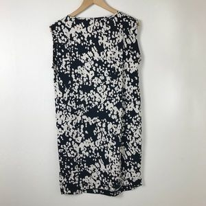 Dresses - Black and White Maternity Dress Mamas and Papas